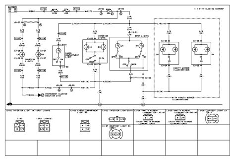 2000 Ford Explorer Side Mirror Wiring Diagram by 1996 Ford Truck Explorer 4wd 4 0l Efi 6cyl Repair Guides