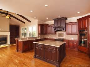 pictures of kitchens traditional medium wood kitchens cherry color page 4