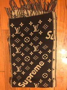 louis vuitton  supreme  sale tradesy
