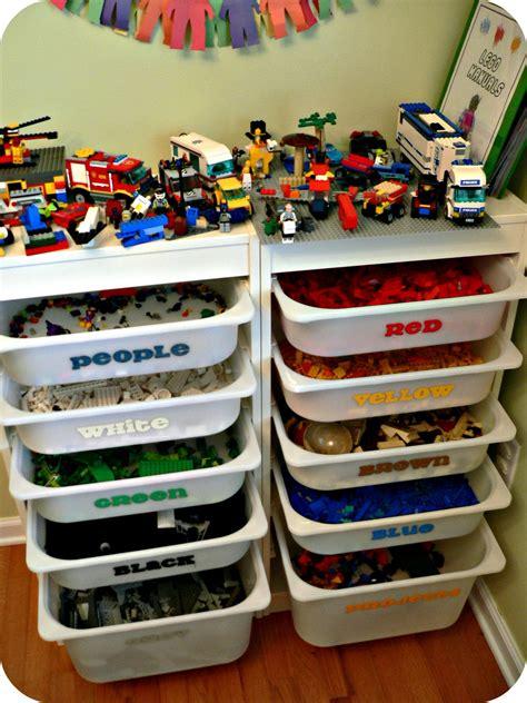 The Ultimate Lego Storage - 2 Little Supeheroes2 Little