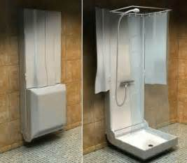 Standing Desk Conversion Kit by Amazing Folding Shower For Small Bathrooms Freshome Com