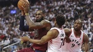 "NBA : ""King James"" écœure Toronto Cleveland fonce vers la ..."