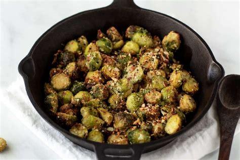 fryer air sprouts brussel parmesan keto crispy recipes recipe ll