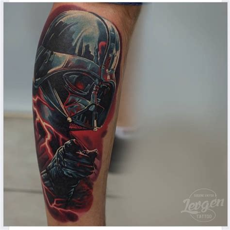 amazing darth vader tattoo designs