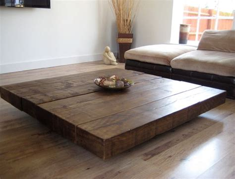 coffee tables design large size square dark wood coffee