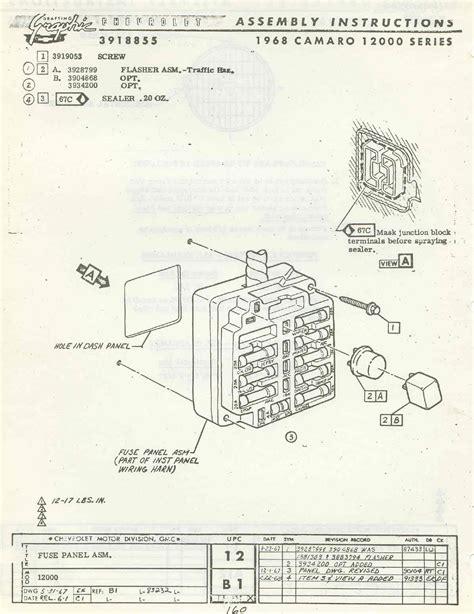 Fuse Box Diagram Firebird Classifieds Forums