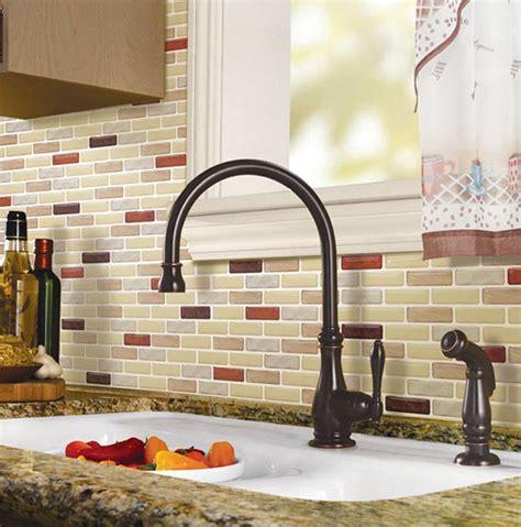 Home Bathroom Kitchen 3D Wall Decor Sticker Backsplash