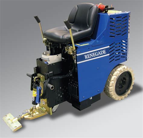 Riding Floor Scrapers : Renegade® 5625 Propane Riding