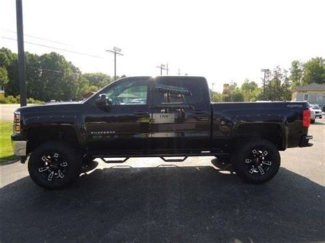 purchase   chevy silverado crew lt  lifted