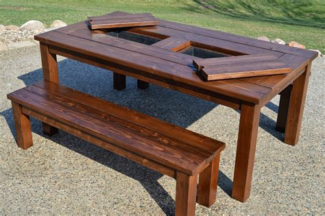 how to build an outdoor side table diy outdoor table for the stylish yet cost effective result