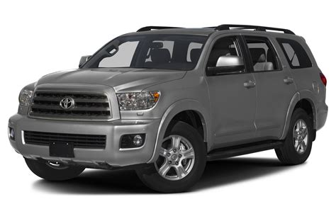2017 Toyota Sequoia Price Photos Reviews Features