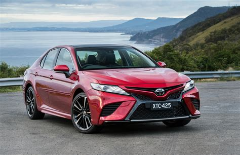 2018 Toyota Camry pricing & equipment detailed for ...