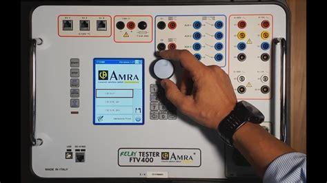 cassetta prova rele cassetta prova rele automatica ftv400