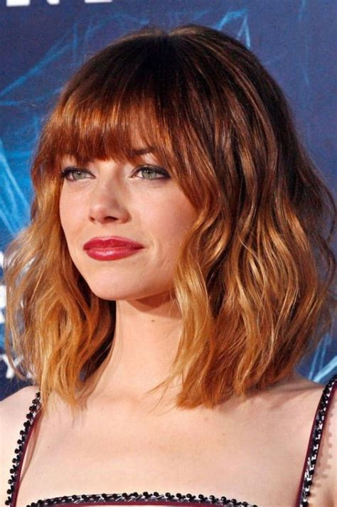 We've chosen the 15 beautiful ombre bob hairstyles to inspire you to join the trend. Best Short Ombre Hair Ideas and Colors