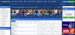 Ставки на спорт от 1 рубля онлайн