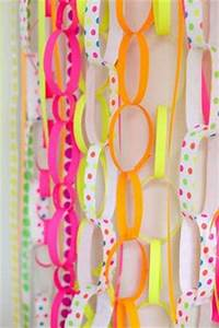 Neon Party Decorations On Pinterest Parties Neon