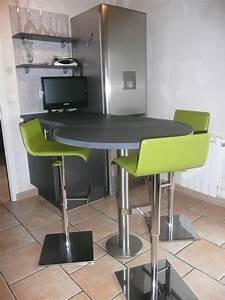 Plan De Travail Pour Bar : minardoises plan de travail avec arrondi total ~ Melissatoandfro.com Idées de Décoration
