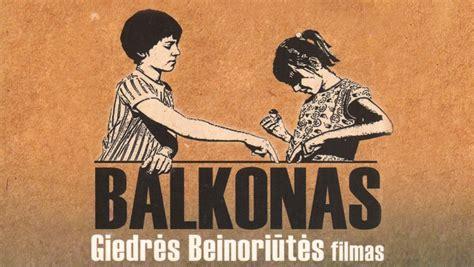 """Savaitgalio filmas - """"Balkonas"""