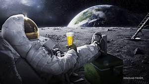 Carlsberg Beer Astronaut (page 3) - Pics about space
