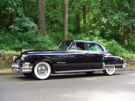 1952 Chrysler Imperial Sedan