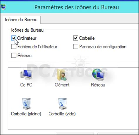 windows 7 bureau disparu vista ma corbeille a disparu du bureau iegalae2