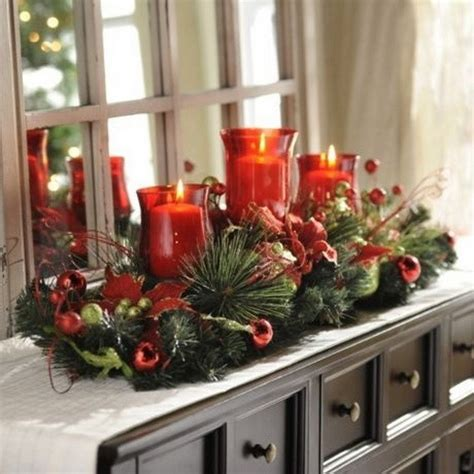 creative christmas candles decoration ideas