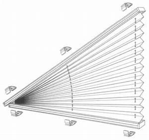 Gardinen Für Dreiecksfenster : plissee anlage f r dreiecksfenster und schr ge giebelfenster ~ Michelbontemps.com Haus und Dekorationen