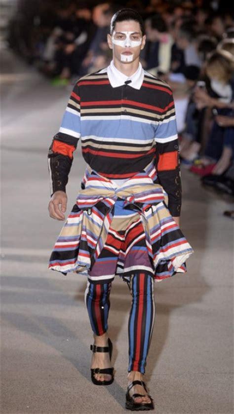 paris mens fashion week springsummer  french