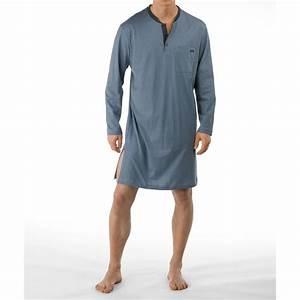 Femme Liquette homme chemise de nuit calida Lingerie