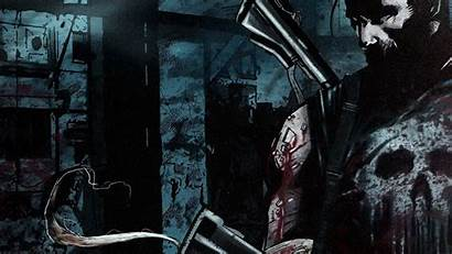 Punisher Wallpapers Comics