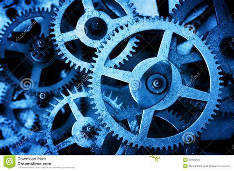 grunge gear  wheels background industrial science