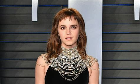 Oscars Emma Watson Unveils Large Times Tattoo