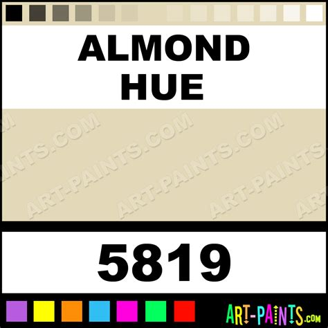 almond contractor spray paints 5819 almond paint