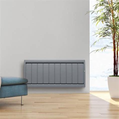 radiateur noirot calidou calidou smart ecocontrol gris anthracite une chaleur douce garantie