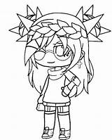 Gacha Coloring Pages Animationsa2z sketch template