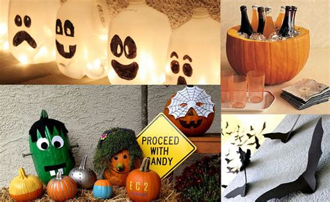 Decoration Halloween A Faire Soi Meme Facile
