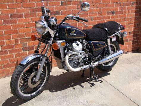 Honda Cx 500 Motorcycle 1981 Custom For Sale Sale