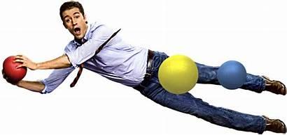Dodgeball Clipart Glee Player Poses Transparent Deviantart