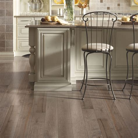 granite kitchen floors mohawk flooring engineered hardwood randhurst maple 1295