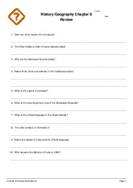 history geography chapter 8 review q a quickworksheets net