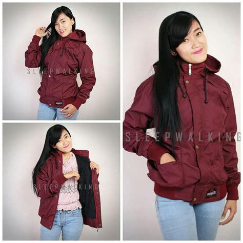 model jaket  wanita asenwa design