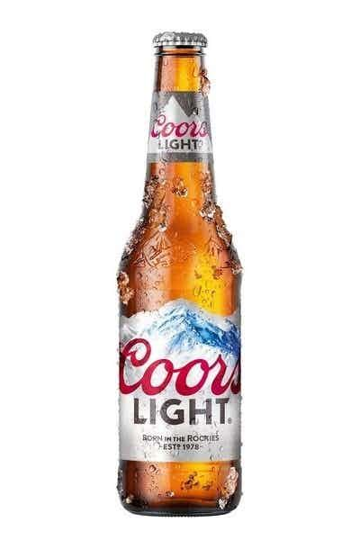 is coors light coors light drizly
