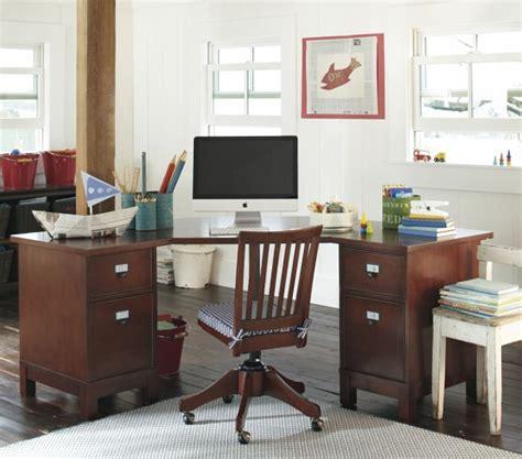 Pottery Barn Corner Desk by Schoolhouse Corner Desk Pottery Barn