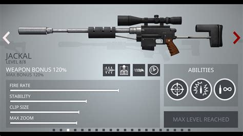 Sniper Rifle Showcase