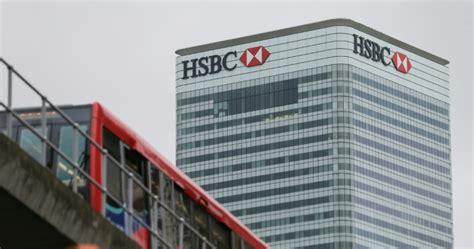 hsbc siege un emploi sur deux d 39 hsbc déplacé à concernera des