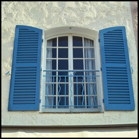 Wooden Shutters Exterior Large — Home Ideas Collection