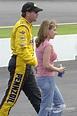 Steve Park and Tina Gibson at Richmond