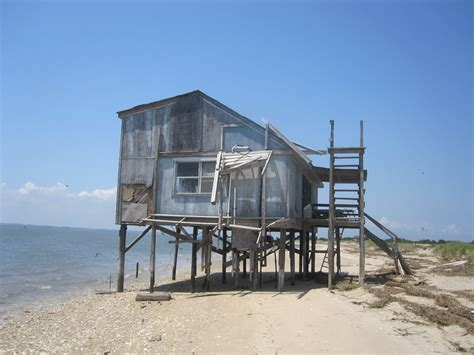 Boat House Virginia Beach by Exploring Abandoned Houses Boat On Parramore Island In