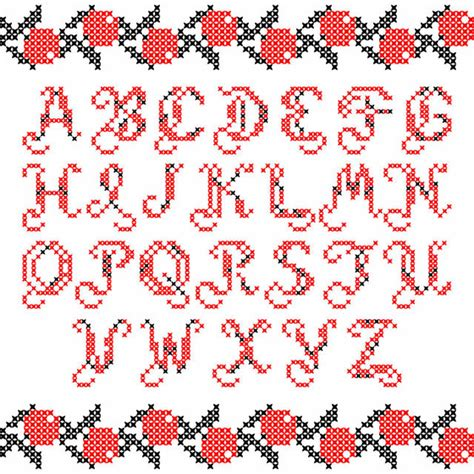 letras ponto natal revista artesanato