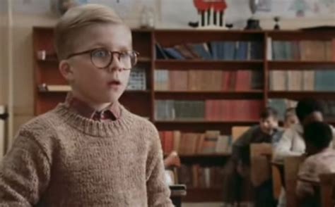 01:08:08 and what do you want for christmas, billy? Drunk Reviewz: A Christmas Story